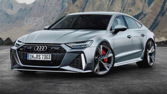 Известны цены нановый Audi RS7 Sportback