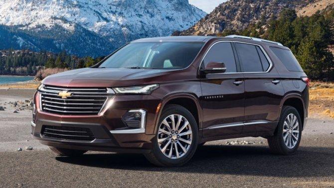 Падение рубля: подорожали две модели Chevrolet