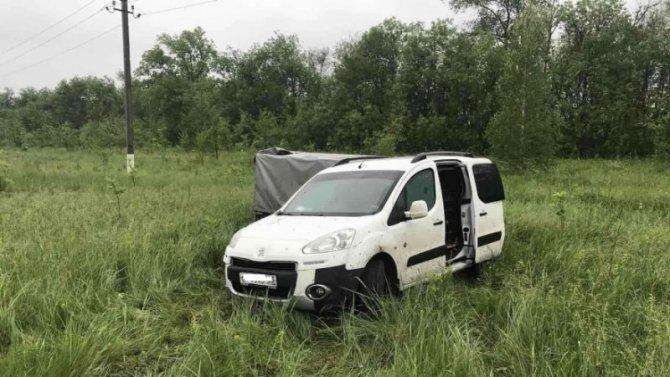 Два человека погибли в ДТП в Красноармейском районе Самарской области