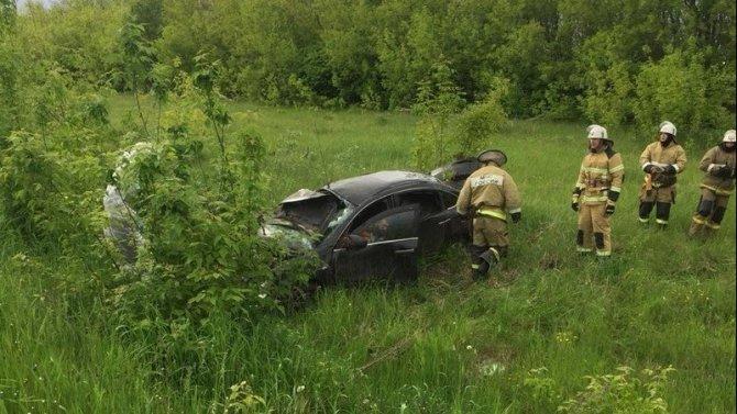 В ДТП в Краснооктябрьском районе Нижегородской области погиб человек