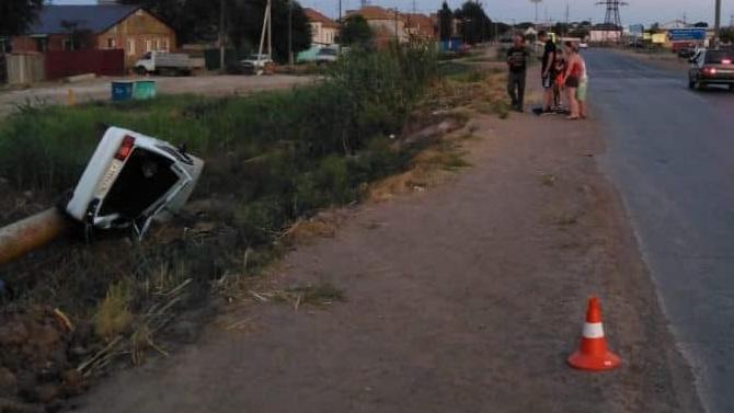 ДТП в Астраханской области