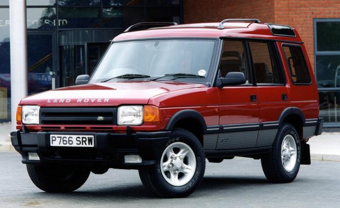 2 Land Rover Discovery 1-го поколения
