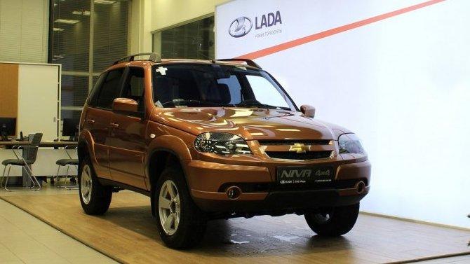 «АвтоВАЗ» обнародовал цены наобслуживание Lada Niva