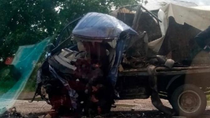 В Ломоносовском районе произошло смертельное ДТП с фурами