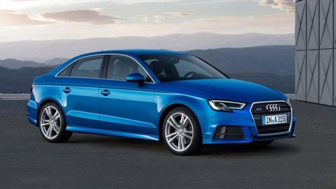 ВРоссии отзывают автомобили Audi