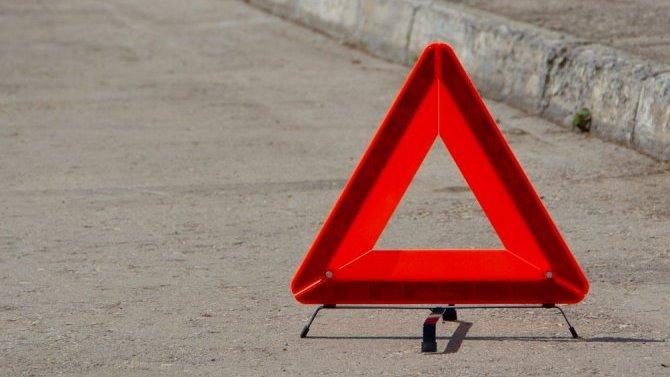 Мотоциклист погиб в ДТП на КАД