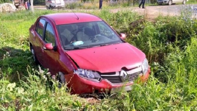 Два подростка пострадали в ДТП в Удмуртии