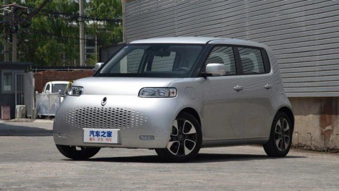 Концерн Great Wall представил новый электромобиль