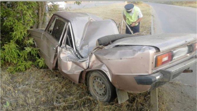 20-летний пассажир погиб в ДТП в Копейске