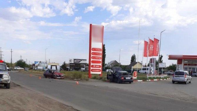 Два человека пострадали в ДТП под Астраханью