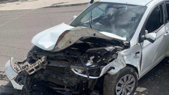 Четыре человека пострадали в ДТП в центре Калуги