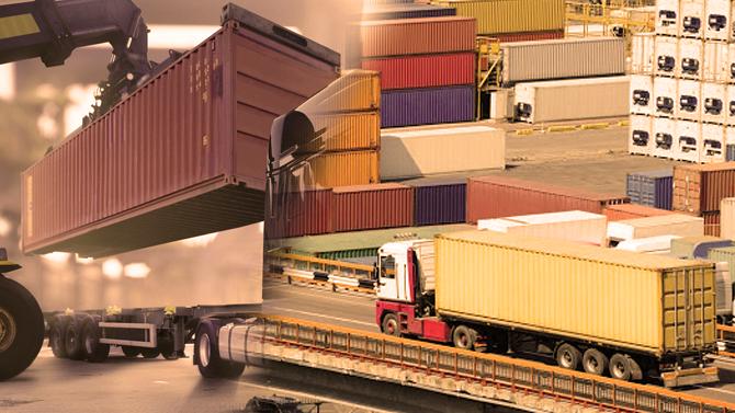 Что такое автомобильные контейнерные перевозки?