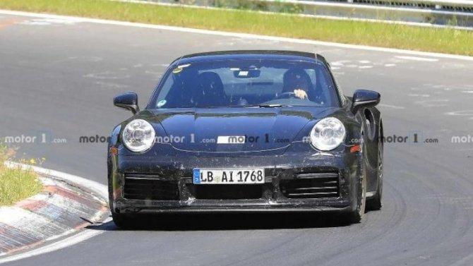 Porsche 911 получил новую модификацию