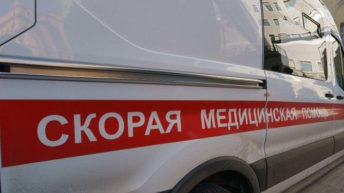 В Таганроге иномарка сбила пожилую велосипедистку