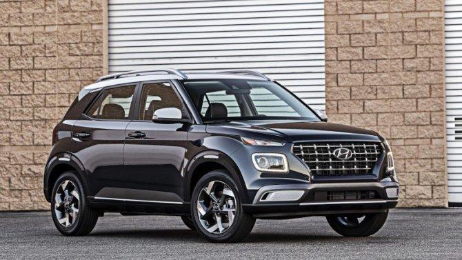 Hyundai Venue получит новую коробку передач