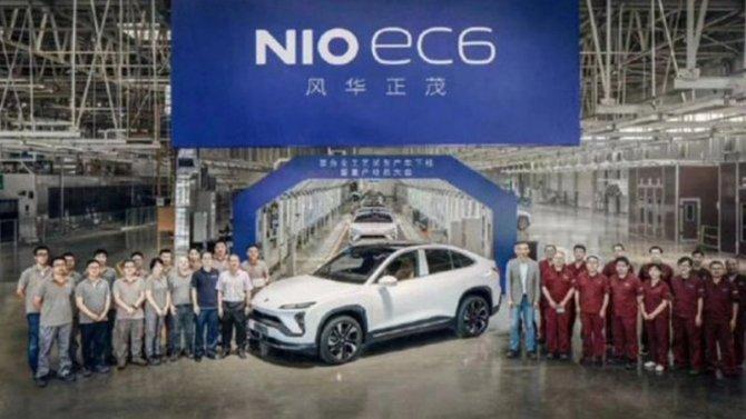 ВКитае появился конкурент для Tesla Model Y