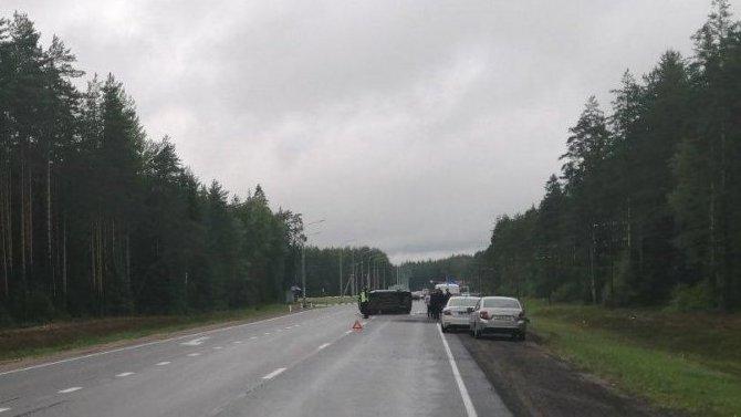 9-летняя девочка погибла в ДТП в Карелии
