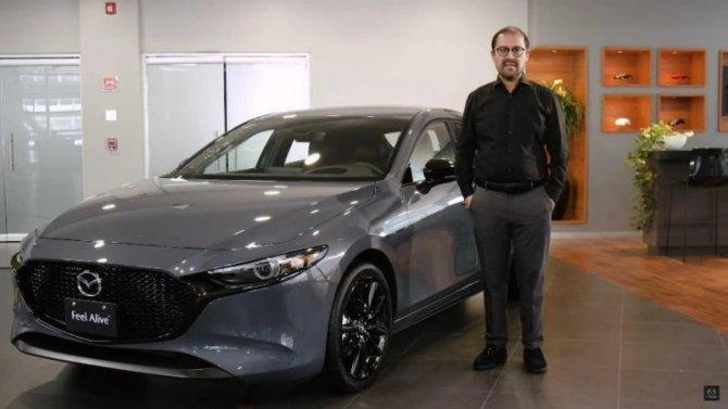 Представлена полноприводная Mazda 3