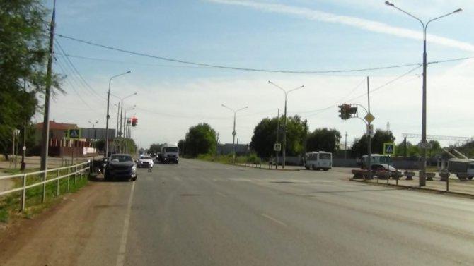 Пассажирка иномарки погибла в ДТП в Самарской области