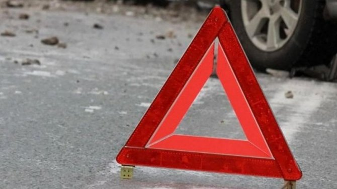 1,5-годовалый ребенок пострадал в ДТП под Рязанью