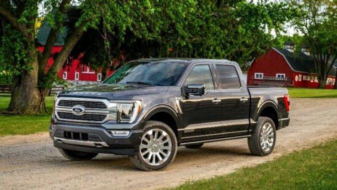 Обнародованы цены нановый Ford F-150
