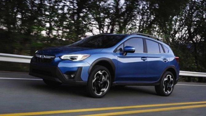 Известны цены нановый Subaru Crosstrek