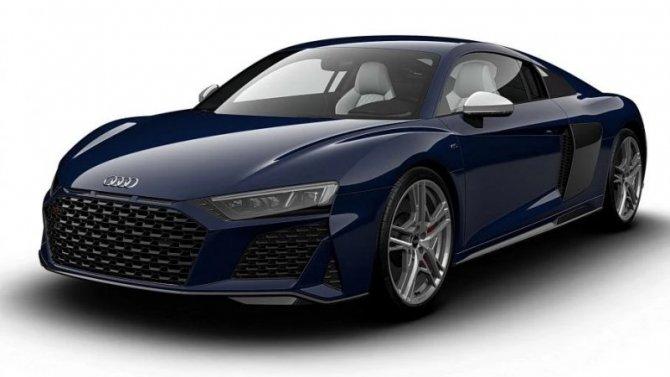 Суперкар Audi R8 получил юбилейное исполнение