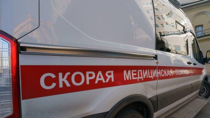 Три человека пострадали в ДТП в Петербурге