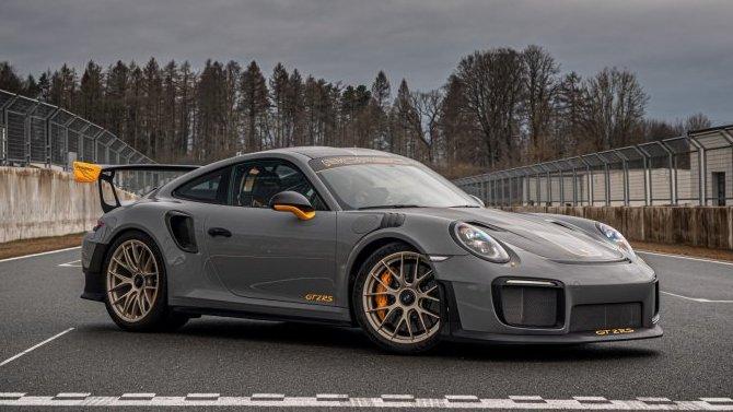 Фирма Porsche представила инновационные поршни