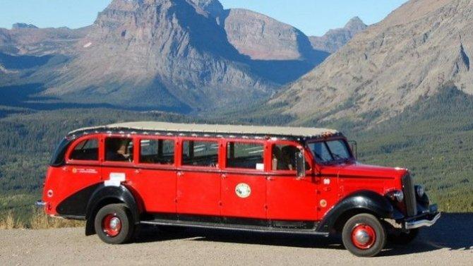 ВСША восстановлен уникальный ретро-автобус