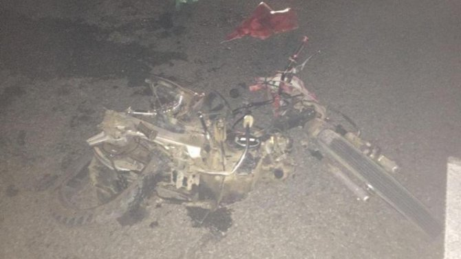 Два подростка на мопеде погибли в ДТП на Кубани