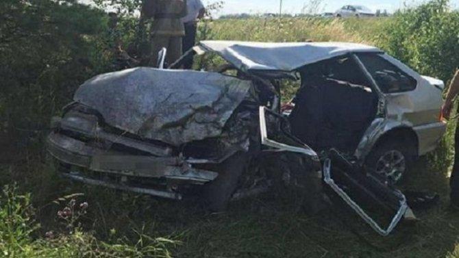 Молодой водитель погиб в ДТП в Башкирии