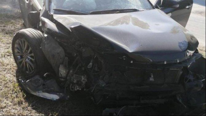Женщина погибла в лобовом ДТП в Новочеркасске