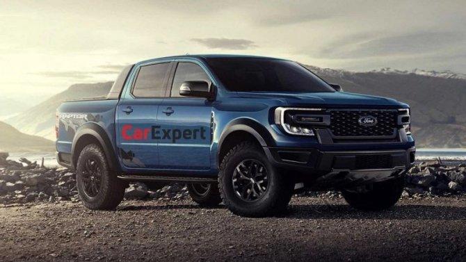 Ford Raptor получит новые двигатели