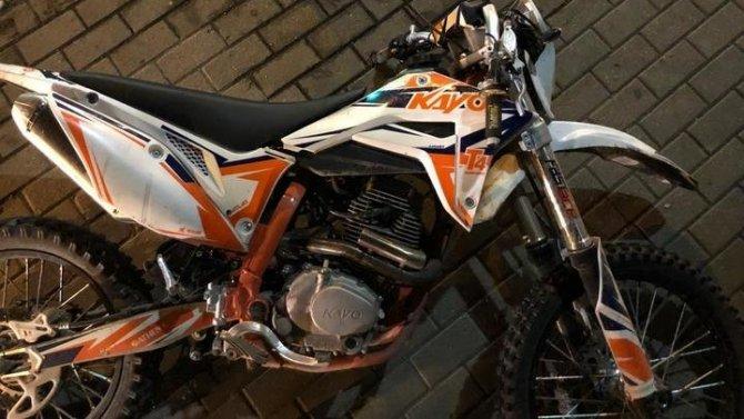 Мотоциклист пострадал в ДТП в Твери