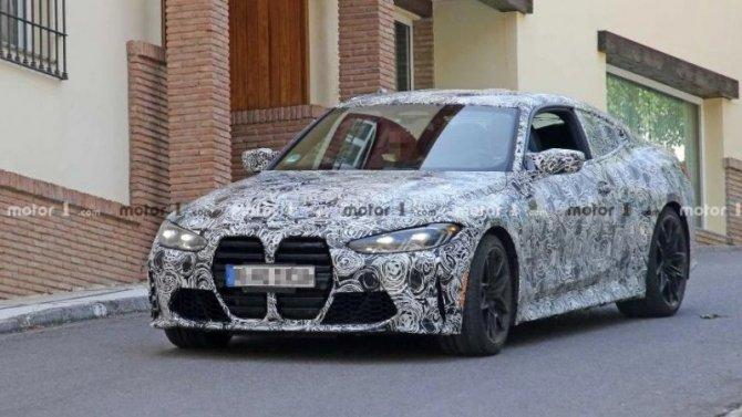 Обновлено «заряженное» купе BMW M4
