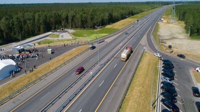 Новую трассу отМосквы доКазани откроют через три года
