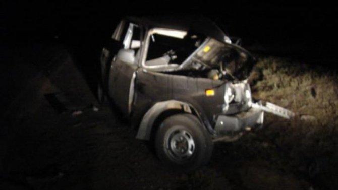 В ДТП под Энгельсом один человек погиб, трое пострадали