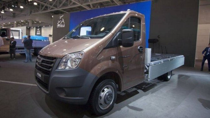ГАЗ получил заём навыпуск новой модели
