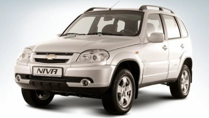 Lada Niva получила новую «приборку»