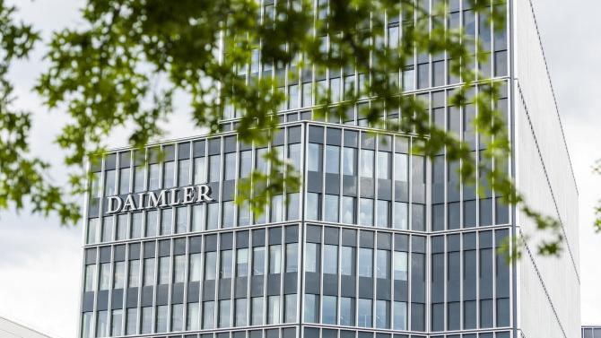 Концерн Daimler отчитался обубытках, носмотрит вбудущее соптимизмом