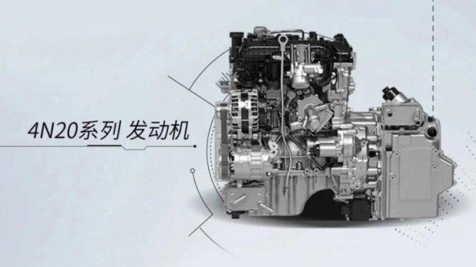 Great Wall показал совершенно новые мотор икоробку передач