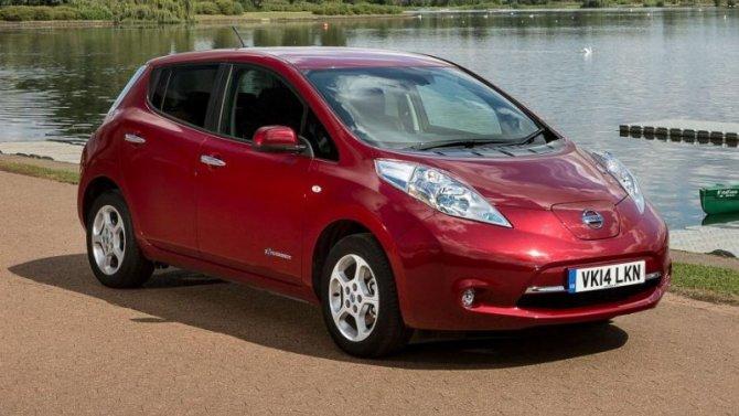 Продажи подержанных электромобилей: отмечен рост
