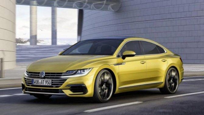 ВРоссии начались продажи Volkswagen Arteon