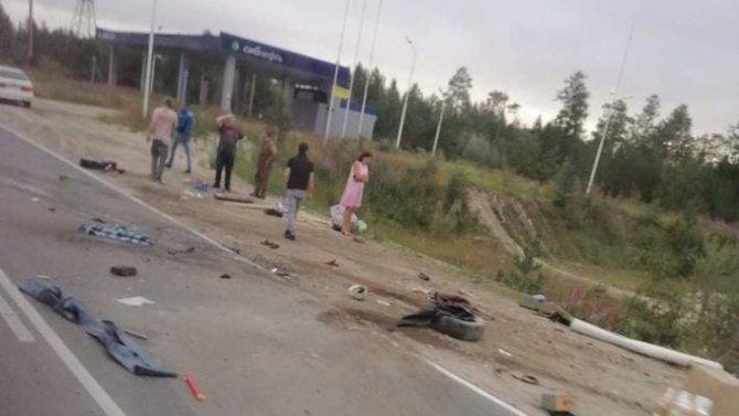 В ДТП в Ноябрьске пострадали два человека