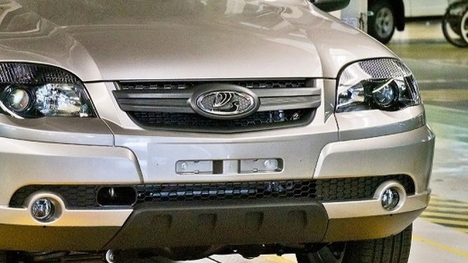 Началось производство «Нивы» слоготипом Lada