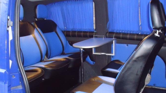Как переоборудовать свой микроавтобус в пассажирский