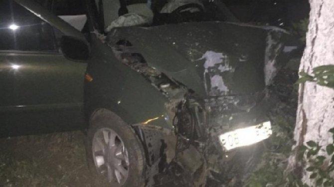Под Воронежем «Лада» врезалась в дерево – водитель погиб