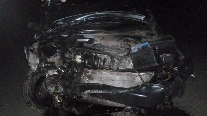 В ДТП в Выксе погиб человек