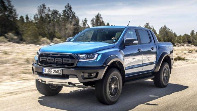 Ford Ranger получит новый тюнинг-пакет